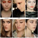 Maquilhagem Tendências Inverno 2011 2012