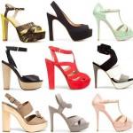 Sandálias Zara Verão 2012