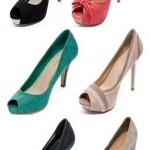 Sapatos e Sandálias Blanco Primavera/Verão 2012