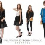 Stefanel Must-Have Colecção Outono/inverno 2013/2014 – Moda de Saltos Altos
