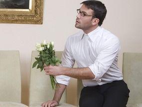 homem romantico