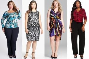plus size tendências outono 2014