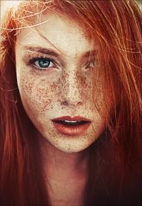 """A fotografia """"Sofia"""", de Lena Dunaeva, representa esta nova conceptualização da beleza"""