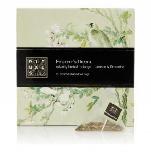 """Chá de ervas """"Emperor's Dream"""" - Rituals: 4,50€"""