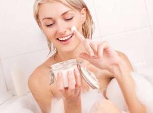 cuidados pele inverno banho