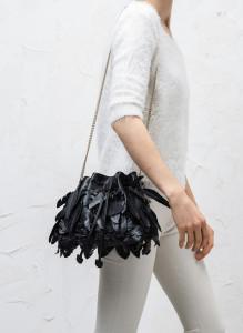 Saco pequeno folhas - Uterqüe: 90,00€ (125,00€)