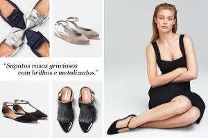 H&M: sapatos de verão 2015 2