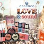 """Essence – coleção """"Love & Sound"""" para as festivaleiras"""